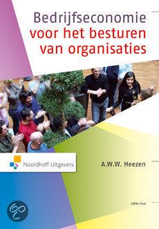 Bedrijfseconomie voor het besturen van organisaties / deel Opgaven