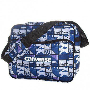Converse Classic Reporter - Reistas - Blauw