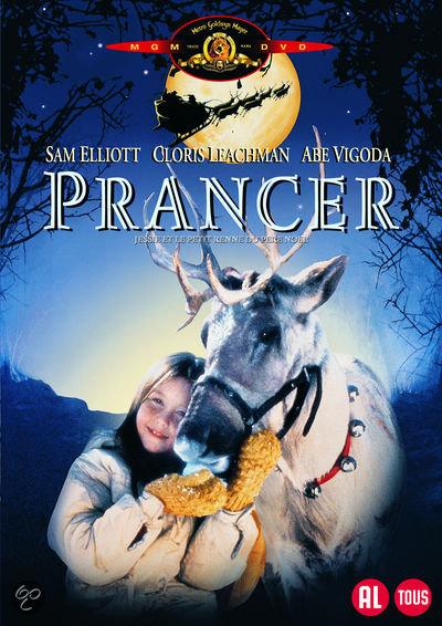 Prancer, Cloris Leachman, Rebecca Harrell & Rutanya Alda | Dvd