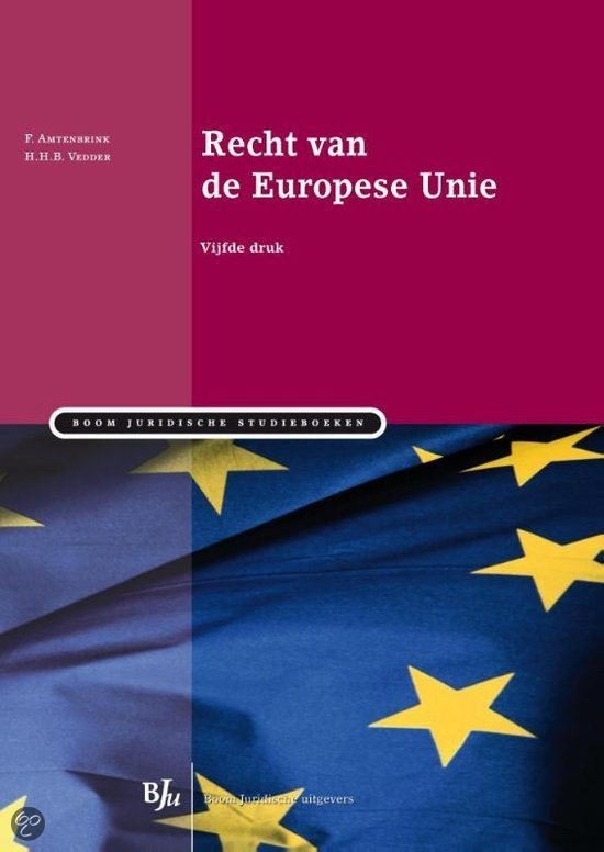 Recht van de Europese Unie