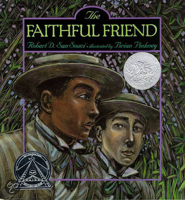 Illustratie technieken: etsen in de Faithful Friend