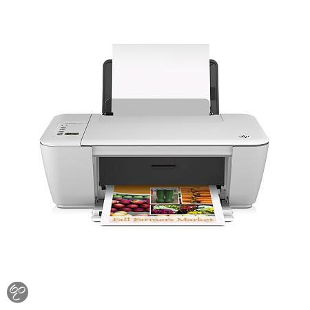 HP Deskjet 2540 All-in-One Printer - Wit
