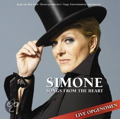 Simone - Songs From The Heart