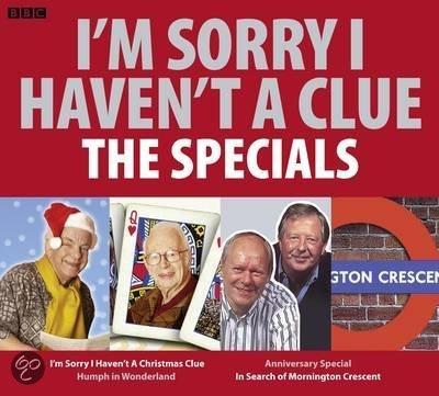 I'm Sorry I Haven't A Clue                 The Specials