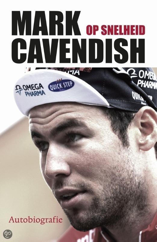 Mark Cavendish op snelheid
