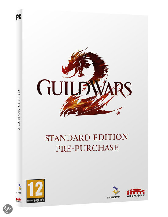 Guild Wars 2 - Standaard Pre-Purchase Edition