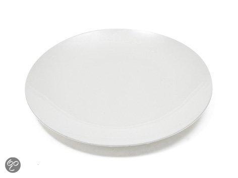 Maxwell & Williams Cashmere Round - Voorgerechtbord - Ø 23 cm - Wit