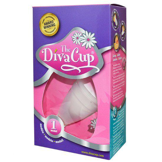 Divacup type 1 herbruikbare menstruatiecup - Where to buy diva cup ...