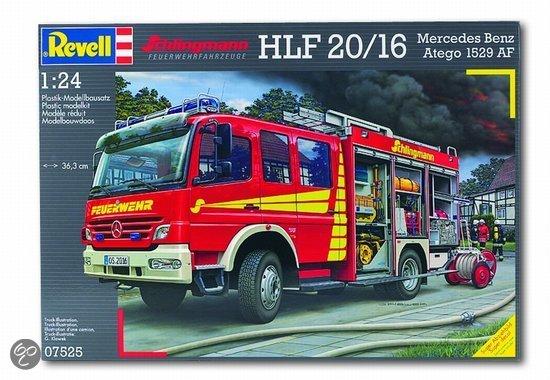 Revell Brandweerwagen Hlf Mercedes