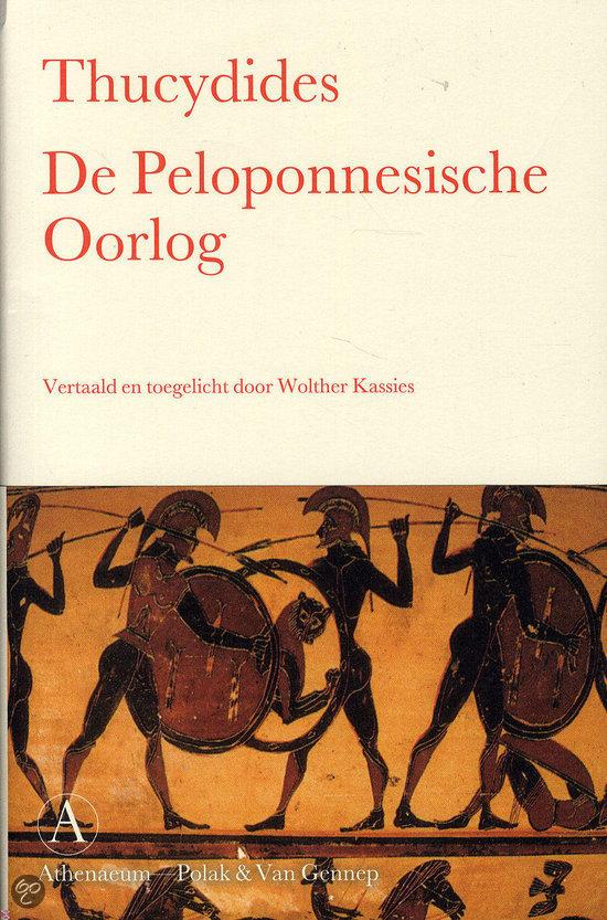 De Peloponnesische oorlog