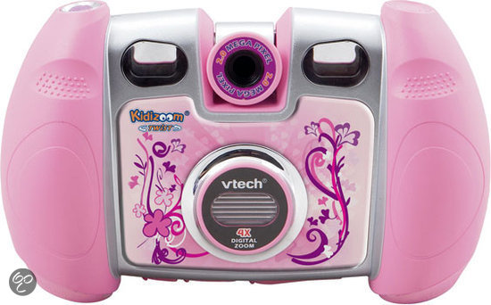 VTech Kidizoom Twist Camera - Roze
