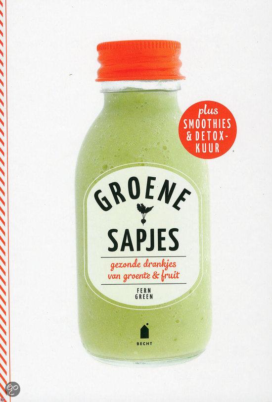 Groene sapjes - Fern Green - 9789023014348