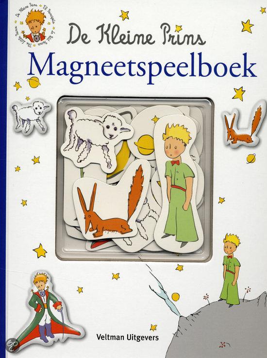 De Kleine Prins Magneetspeelboek