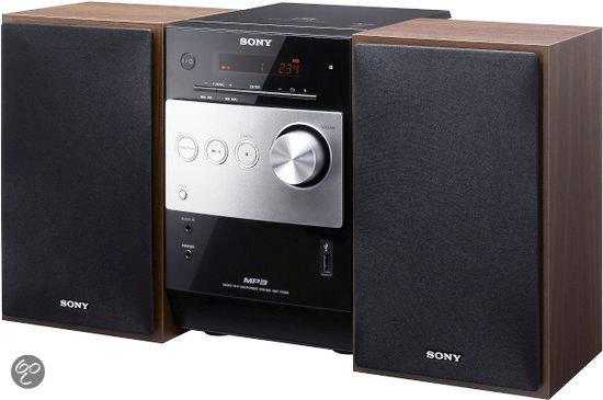 Sony CMT-FX 200 Microset
