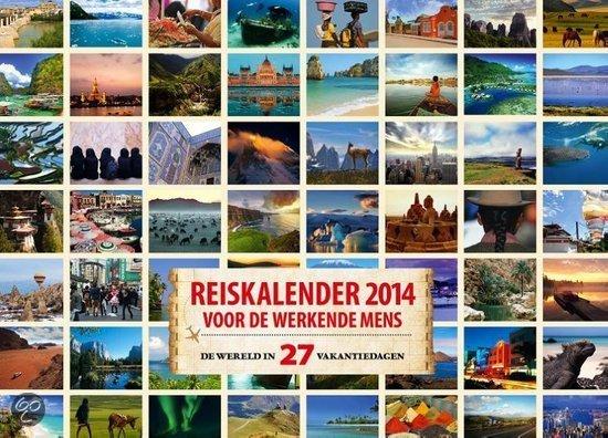 Reiskalender voor de werkende mens / 2014
