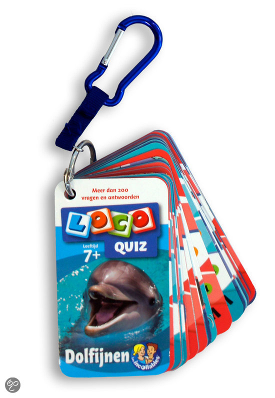 Loco Quiz / Dolfijnen