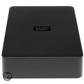 Western Digital Elements Desktop - 2TB / USB 2.0