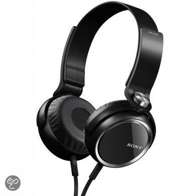 Sony MDR-XB400B - On-ear koptelefoon - Zwart