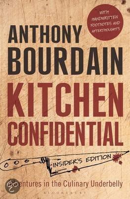 Kitchen confidential anthony bourdain for R kitchen confidential