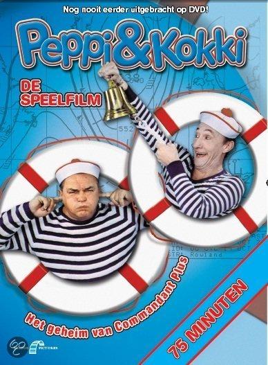Peppi en Kokki bij de Marine - Het geheim van kommandant Plus movie