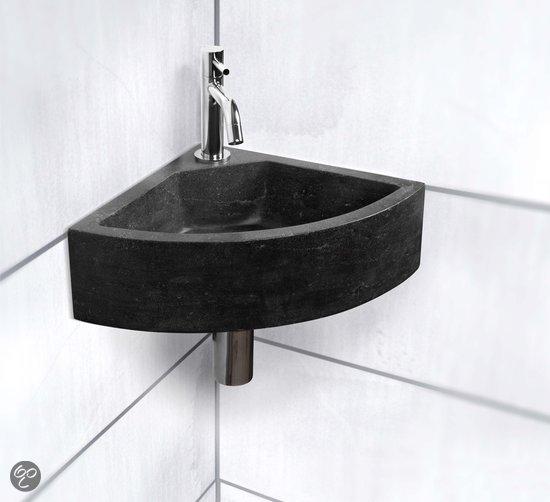 Saniscape carmen fontein toilet set fontein 30 x 30 x 11 cm inclusief - Toilet wastafel ...