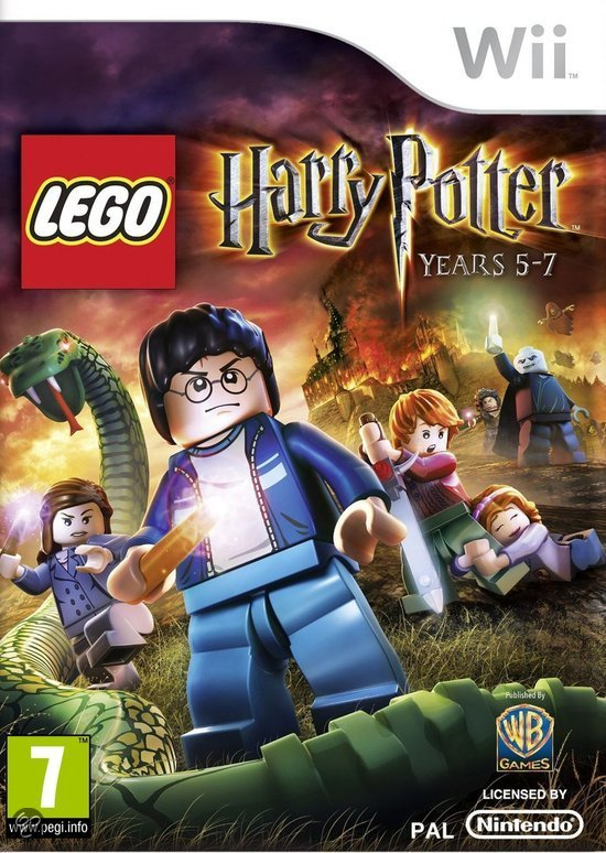 LEGO: Harry Potter Jaren 5-7