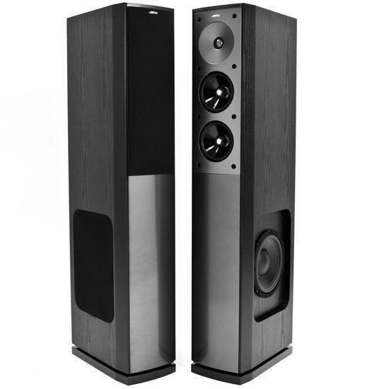 Jamo S 606 - Vloerstaande speakerset - Zwart