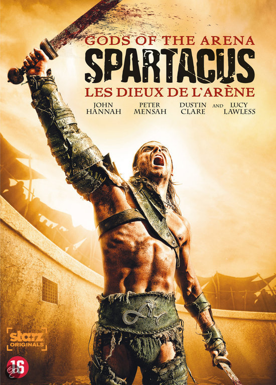 Spartacus: Gods Of The Arena - Seizoen 1
