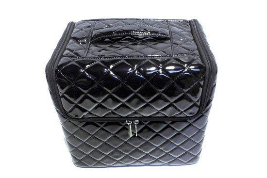 cadeau idee beautycase travelbag zwart. Black Bedroom Furniture Sets. Home Design Ideas