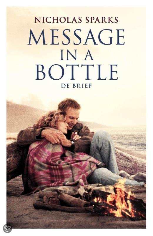 a plot summary of nicholas sparks book message in a bottle