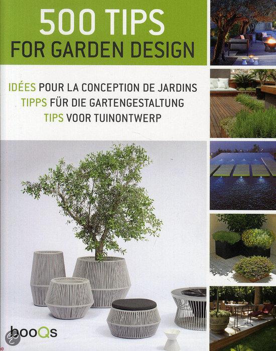 Cover van het boek '500 Practical Ideas In Modern Gardening'
