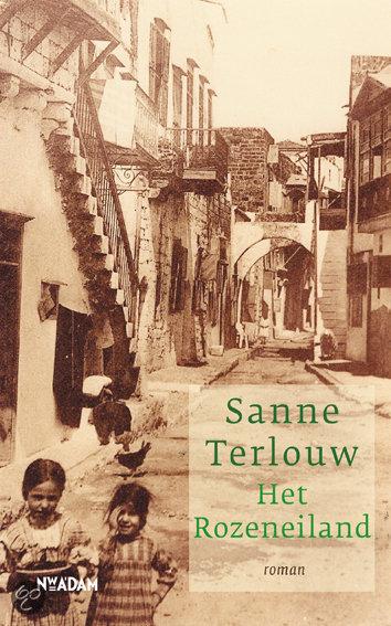 Het Rozeneiland  ISBN:  9789046803417  –  Sanne Terlouw