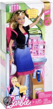 Barbie Ik Ben... Architect