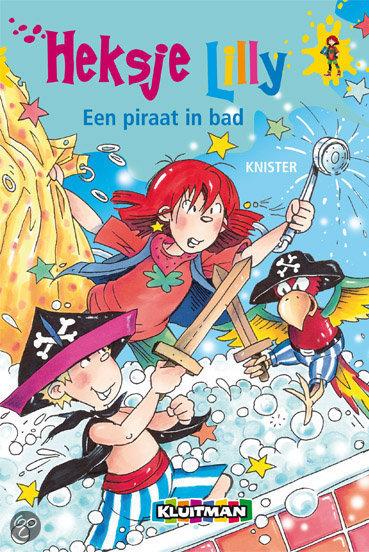 Heksje Lilly. Een piraat in bad