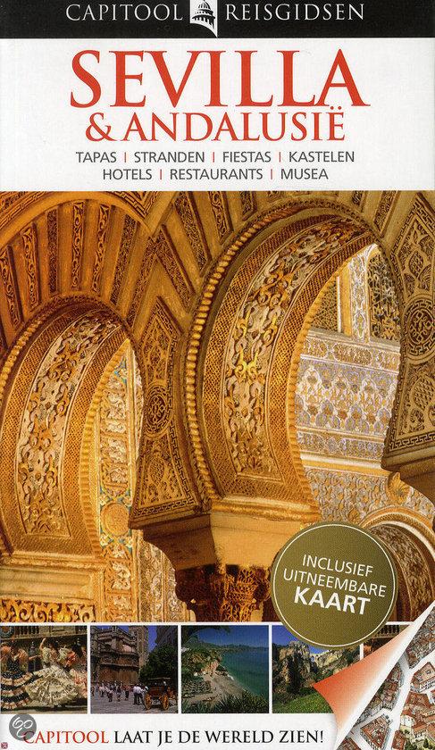 Capitool reisgids Sevilla & Andalusie