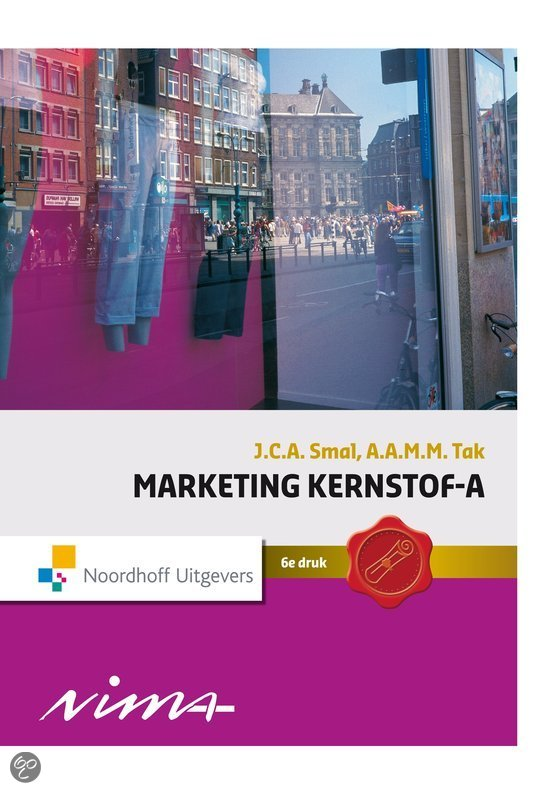 Marketing Kernstof A