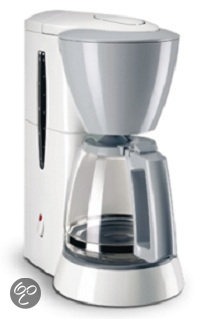Melitta Koffiezetapparaat Single 5 - Wit