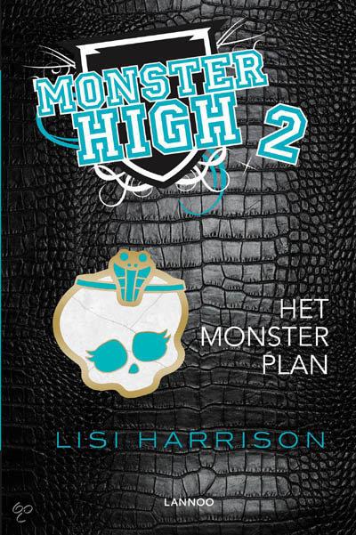 Monster high 2 / Het monsterplan