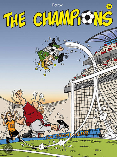 The Champions 16