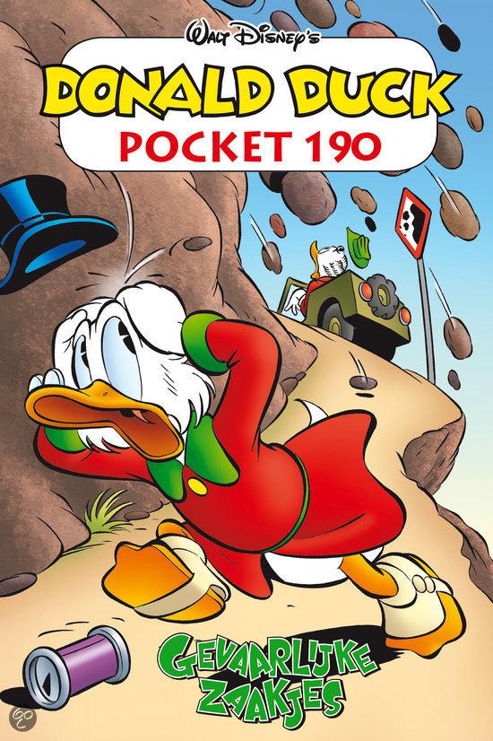 Donald Duck Pocket 190 / Gevaarlijke zaakjes