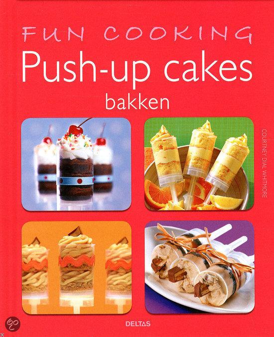 Fun Cooking Push-up cakes bakken