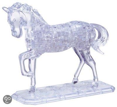 Crystal 3D Puzzel - Paard in \'t Laar