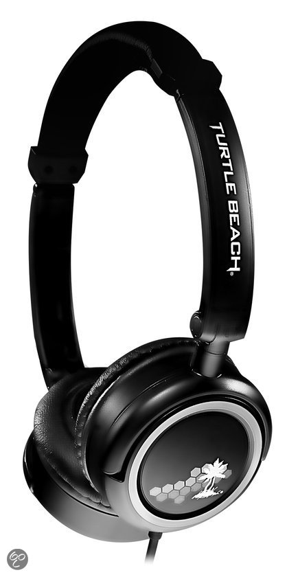 Turtle Beach M3 Wired Stereo Headset - Zwart (iPhone + iPad + iPod + NDS + 2DS + 3DS + PS Vita + MP3)