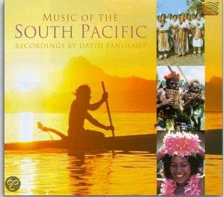 Various The South Pacific Islands