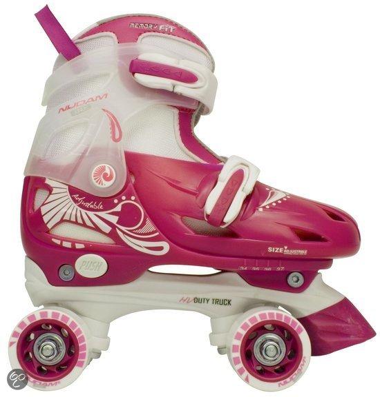 Rolschaats Maat 27-30 Roze