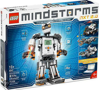 LEGO Mindstorms NXT 2.0 - 8547