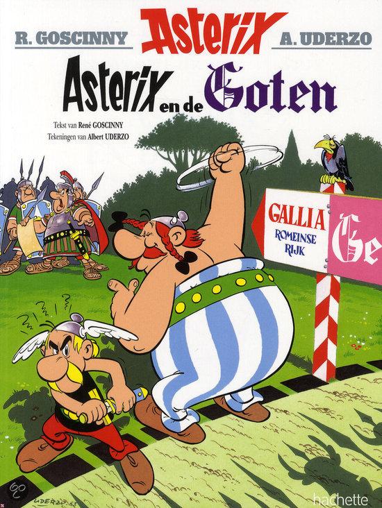 Asterix 03. En de Goten