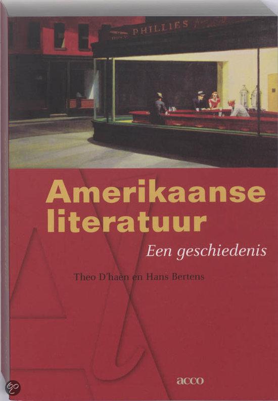 Amerikaanse literatuur