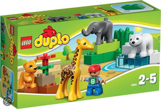 LEGO Duplo Baby Dierentuin