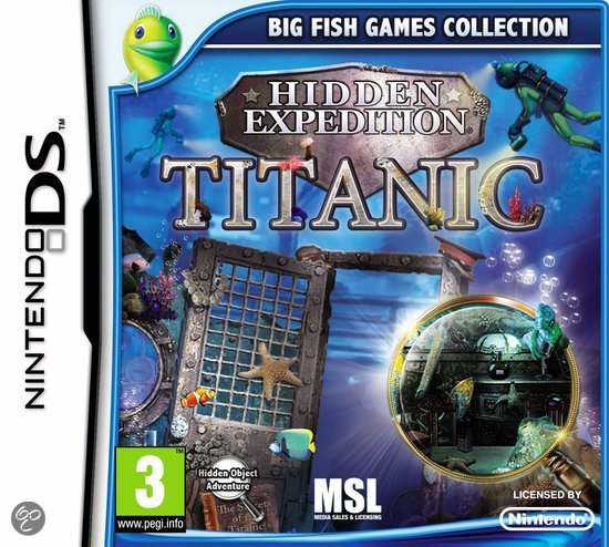 Big Fish Games Para Wii